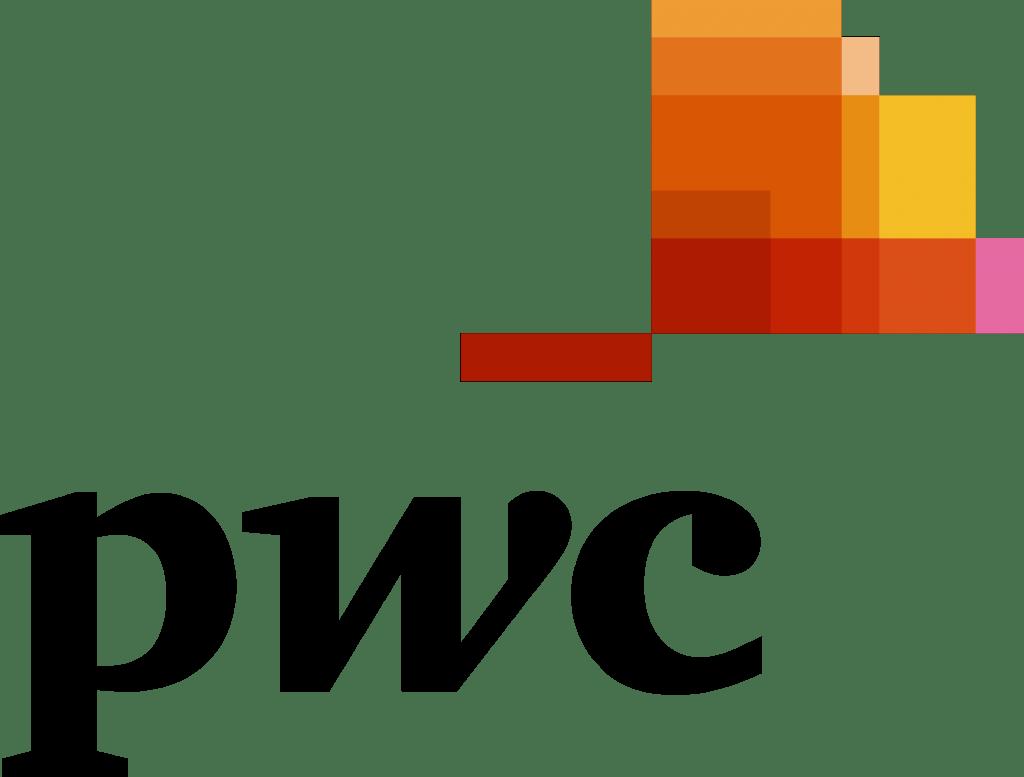 Logo: pwc