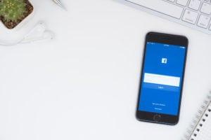 facebook, mobile