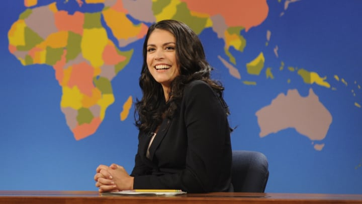 cecily strong, weekend update