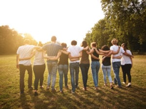 community. tribe, advocates