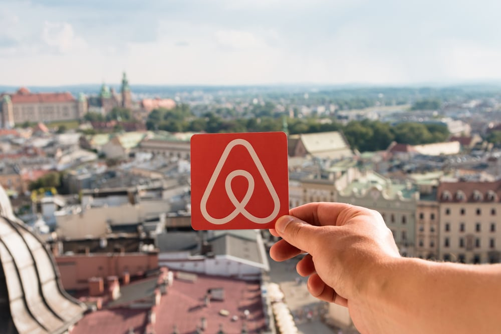 airbnb, icon, city