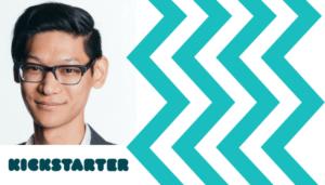 Kickstarter, Digital Marketing Director, Jon Chang