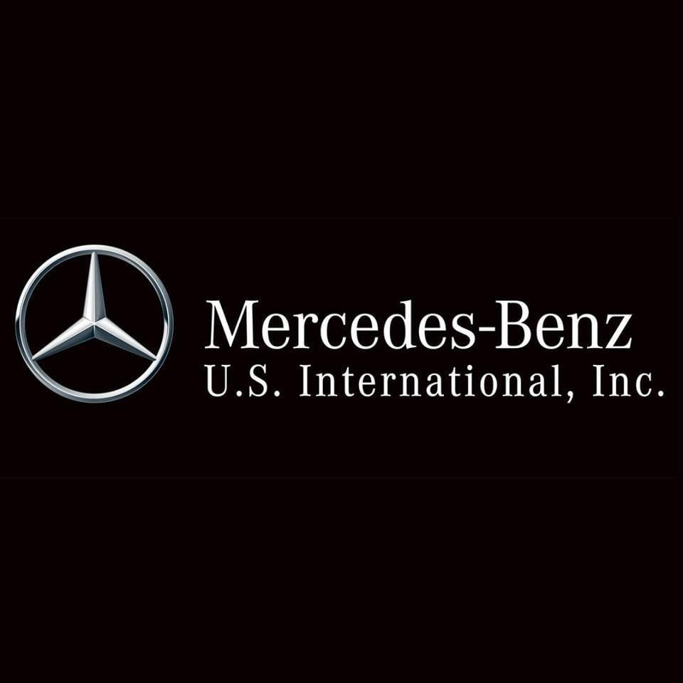 Mercedes Benz US International logo