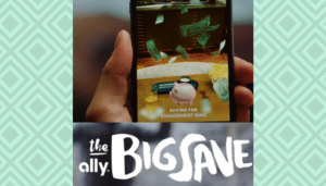 the big save ally bank