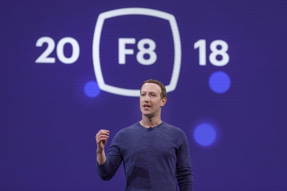 zuckerberg, F8