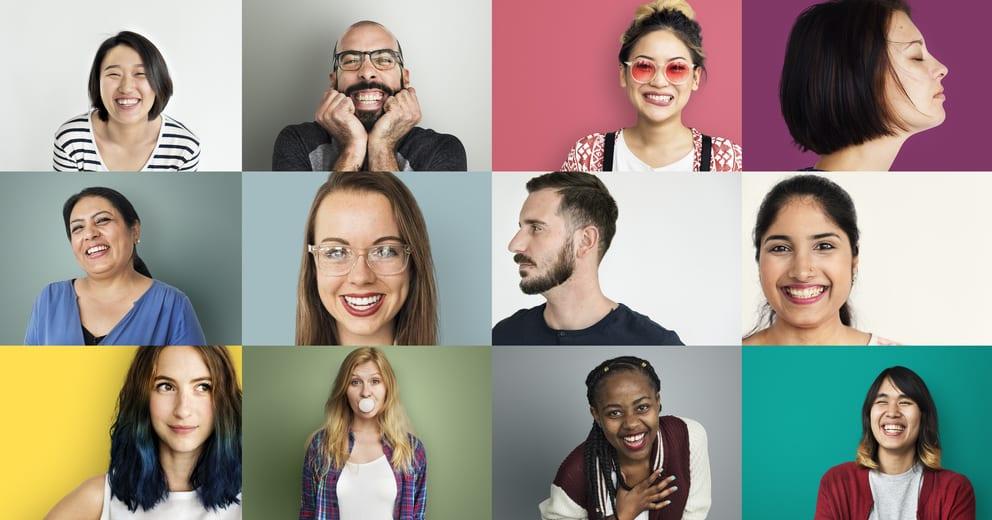 diverse influencers