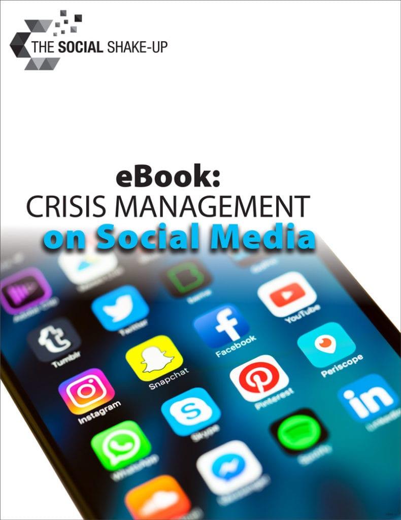 crisis management on social media