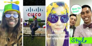 @WeAreCisco on Snapchat