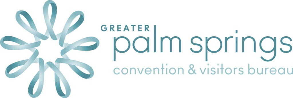Greater Palm Springs Convention & Visitors Bureau logo