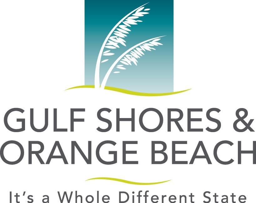 Gulf Shores & Orange Beach Tourism logo