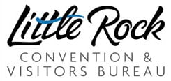 Little Rock Convention & Visitors Bureau logo