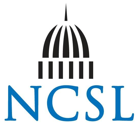 National Conference of State Legislatures logo