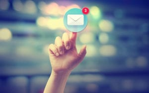 email, app icon