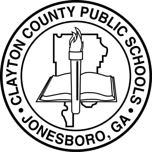 Clayton County Public Schools, Jonesboro, GA logo