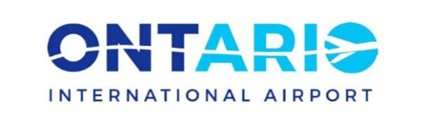 Ontario International Airport logo