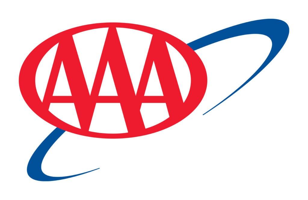 American Automobile Association (AAA) logo