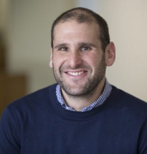 Harvard, Assistant Director of Strategic Communications and Marketing, Noah Leavitt