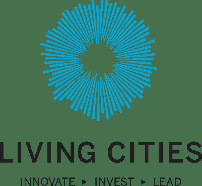 Living Cities logo