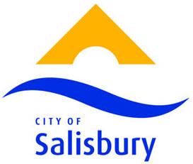 The City of Salisbury logo
