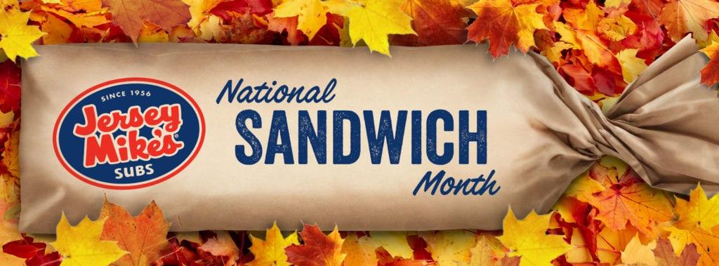 National Sandwich Month