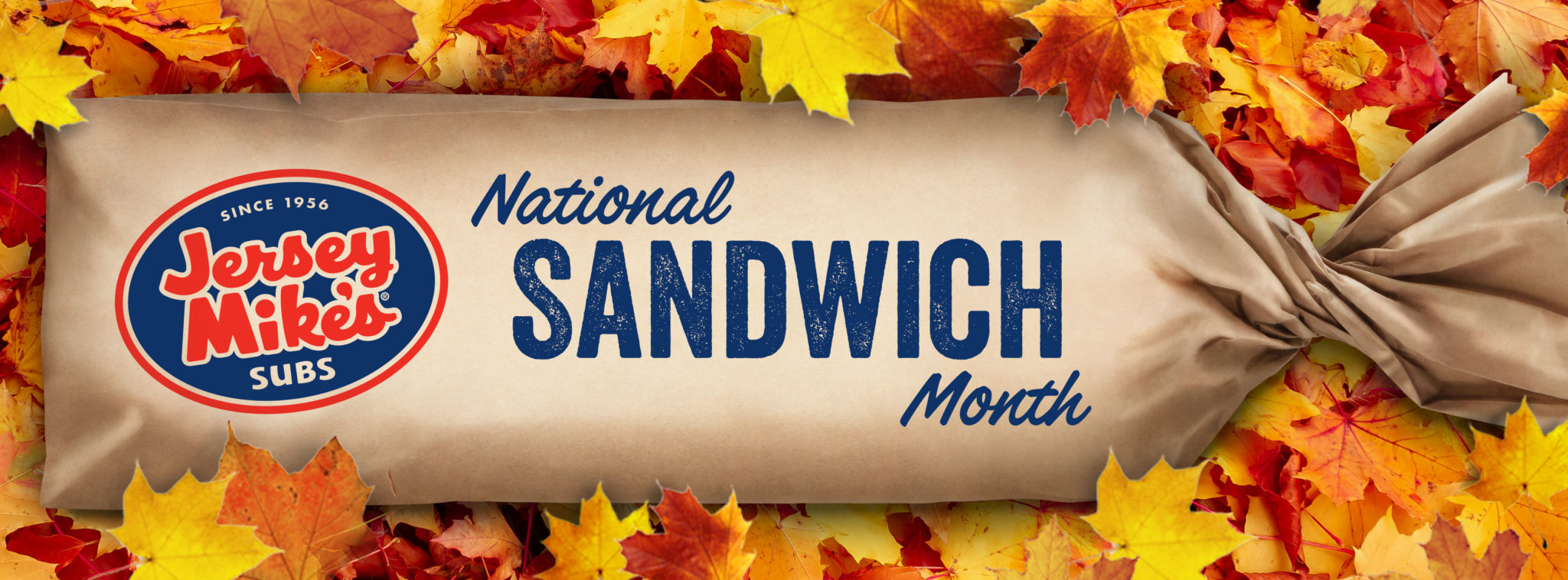 National Sandwich Month