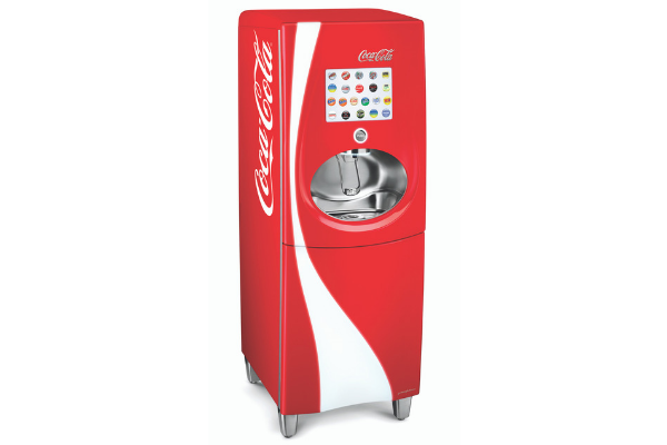 coca cola freestyle machine