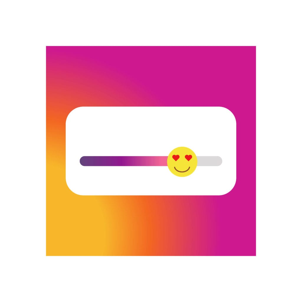 instagram poll sticker