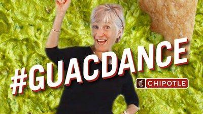 chipotle tiktok campaign #guacdance