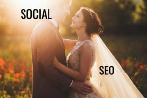 married couple, SEO and social