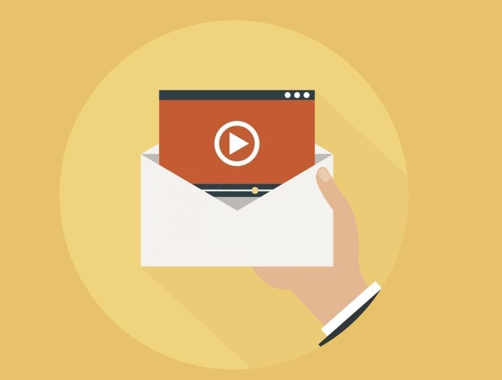 email video