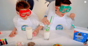 How MilkPEP Inspired Kids to Mess With Their Milk