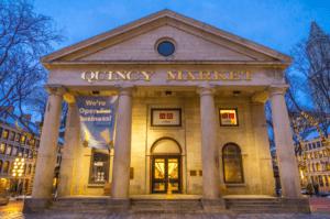 Quincey market boston