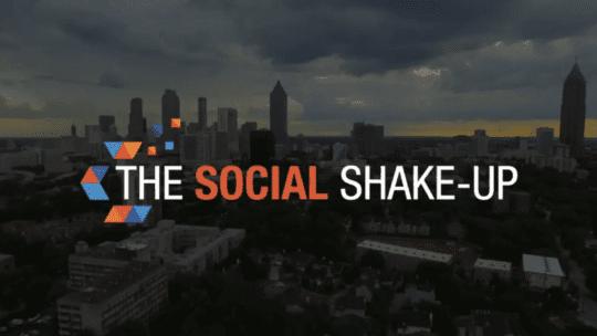 social shake up logo